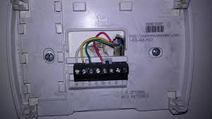 honeywell round thermostat wiring honeywell image help can i install a honeywell wifi thermostat pictures and info on honeywell round thermostat wiring