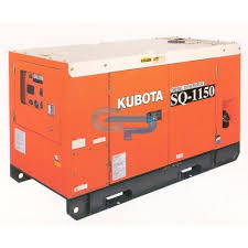 kubota diesel generators generator power kubota sq1120b aus 11 2kva single phase diesel generator