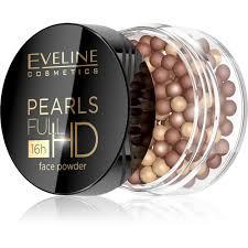 <b>Пудра</b> в шариках Eveline Pearls Full HD <b>бронзатор</b> Full HD <b>15 г</b> ᐈ ...