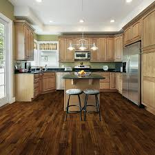 Dark Hickory Hardwood Flooring Pine Floor Planks Pros And Cons Solid Maple  Manufactured Wood Floors Vs Enginee Engineered In Kitchen Interior  Engineering ...