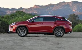 2018 lexus midsize suv. fine suv viewed in profile the lexus rxu0027s visual balance is out of whack  especially when suv perched on its tiny little standard wheels intended 2018 lexus midsize suv o
