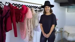 Khloe Kardashian's Stylist Janelle Miller Styles Oh Polly's Valentines  Collection - YouTube