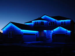 Led Light Design Exterior LED Strip Lighting Building Face - Commercial exterior led lighting