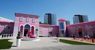barbie life size dream house