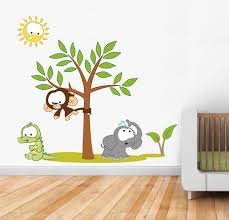 jungle animals wall art decals for kids room hd wallpaper photos on childrens room wall art with jungle animals wall art decals for kids room hd wallpaper photos