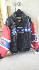 michael hoban mens xl leather jacket