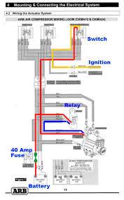 arb compressor wiring diagram wiring diagram arb compressor wiring harness wiring diagram info arb dual compressor wiring diagram arb ckma12 simple wiring