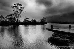 narcissus river map tasmania mapcarta narcissus river