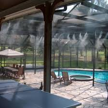 best patio misting system