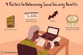 Social Security Card Design History How The Social Security Benefits Calculation Works