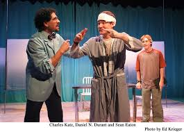 daniel n durant star of deaf west s flowers for algernon image