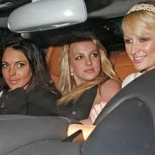 Paris Hilton Reflects on Iconic Britney Spears, Lindsay Lohan Car ...