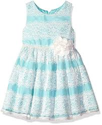 Youngland Girls Lace Occasion Dress