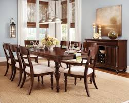 curtain magnificent cherry wood dining room table 27 interior ening breakfast