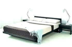 Low Profile Bed Frame Queen Low Queen Bed Frame Low Profile Queen ...