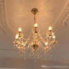 8 light crystal chandelier gold crystal chandelier 8 lights contemporary ceiling chandelier modern candle crystal chandeliers 8 light crystal chandelier
