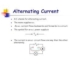 direct current symbol. alternating current a.c. stands for current. direct symbol