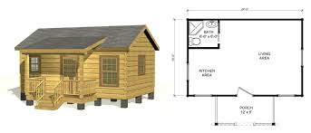 small log cabin floor plans. Southland - Small Log Cabin Kits 16x24 Floor Plans G