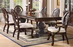 pedestal dining room table. Tabitha Pedestal Dining Room Table