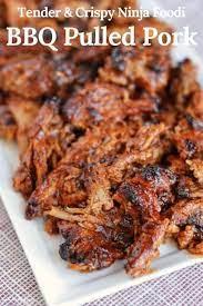 the best ninja foodi bbq pulled pork