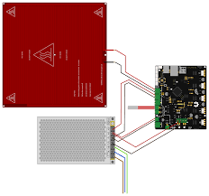 d printer guide smoothieware example wiring a hotend and a heated bed