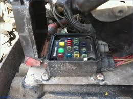 rover streetwise fuse box location wiring diagram simonand where is my fuse box in my car at Location Of Fuse Box