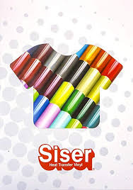 Siser Easyweed Htv Color Chart Siser Heat Transfer Vinyl Color Guide