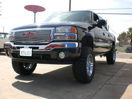 2006 gmc sierra lifted. Delighful Lifted ChevyGMC 1500 2wd 7 Inch Lift Kit 19992006 On 2006 Gmc Sierra Lifted