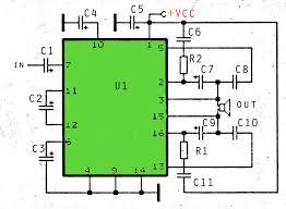 popular circuits page gr 35watt ics amplifier stk4065