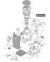 rancilio rocky doserless model rancilio grinder parts grinder wiring diagram