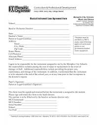 Loan Forms Template