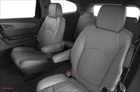 2017 chevy traverse seat covers