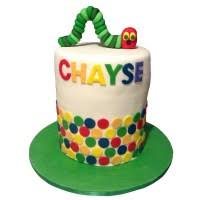 Birthday Cakes For Babies And Toddlers Customise Your Cake Order