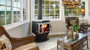 catalyst efficient wood stove