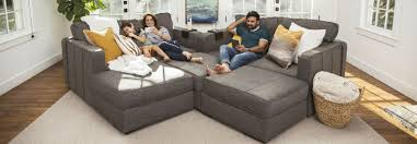 couch made from recycled water bottles