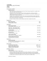 Cover Letter How To Write A Nurse Resume How To Write A Nurse