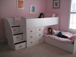 Kids Bedroom Interior Interior Design Bedroom Cool Kids Space Saving Ideas Loft Bed And