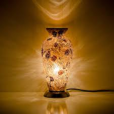 vase lighting. Vase Lighting. Autumn Mosaic Lamp Lighting K