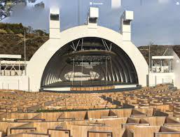 Hollywood Bowl Terrace 5 Seat Views Seatgeek