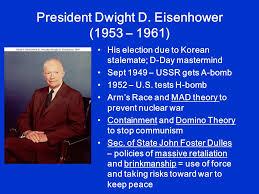 「1953 eisenhower elected president」の画像検索結果