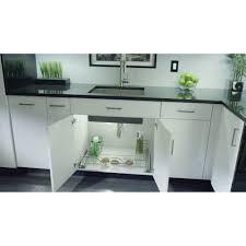 Kitchen Sink Shelf Organizer Rev A Shelf Undersink Organizer Reviews Wayfair