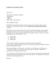 invitation letter format for job fair best sample invitation for roundtable discussion fair invitation letter