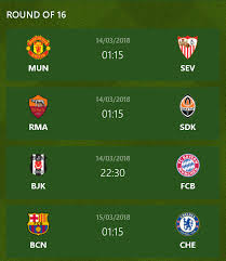 uefa champions league round of 16 preview