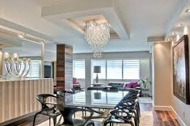 dining room crystal chandeliers canada chandelier lighting modern linear rectangular island magnificent designs to adorn your