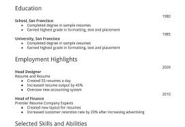 How To Make An Awesome Resume Free] 10 Online Tools To Create .