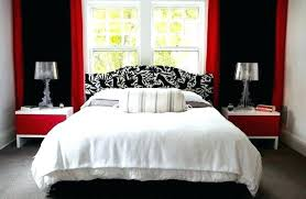 white and red bedroom black and red room pleasant black white and red bedroom ideas home