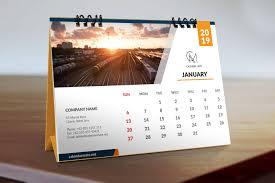 Calendar Design Meet Trevor A Free Simple Clean Desk Calendar Design