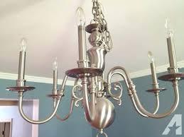 ethan allen chandelier for in cherry hill new jersey starburst ethan allen chandelier
