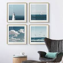 Buy nordic style poster <b>sea</b> and get free shipping on AliExpress.com