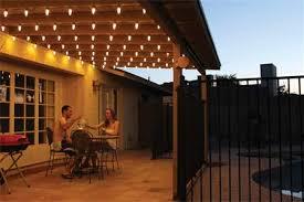 Five Backyard Ideas For The Summertime U2014 Signature Custom PoolsChristmas Lights In Backyard